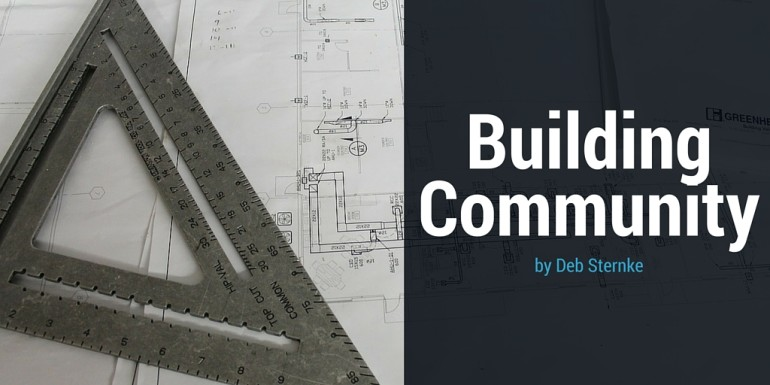 Build Community: What's REALLY required